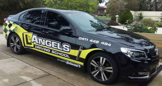 L's Angels Driving School